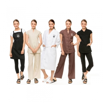 Spa Uniform Apparel