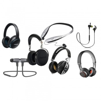 Headphones - Headsets - Earbuds
