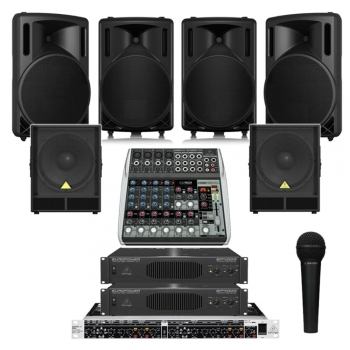 PA Systems - PA Speakers