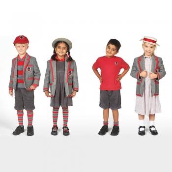 Prep School Uniforms