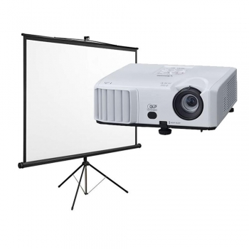 Projectors, Screen and Accessories