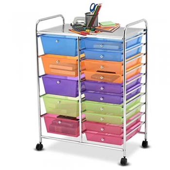 School Carts and Organizers