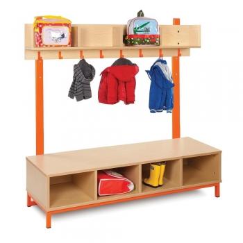 School Cloakroom Storage
