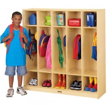 School Coat Lockers
