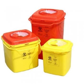 Medical Waste  Trash Cans
