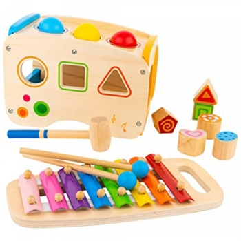 Baby Toddler Hammering Pounding Toys