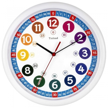 Baby Toddler Teaching Clocks