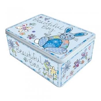 Baby Keepsake Boxes Tins