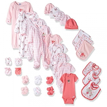 Baby Girl Layette Sets