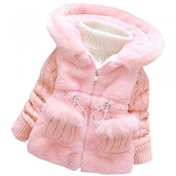 Baby Girl s Fleece Jackets Coats