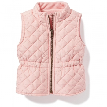 Baby Girl s Outerwear Vests