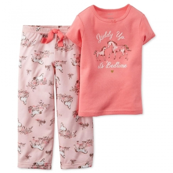 Baby Girl s Pajama Sets
