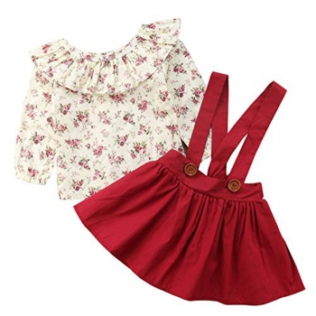 Baby Girl Skirt Sets