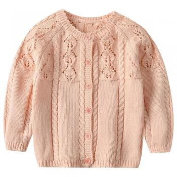Baby Girls Sweaters
