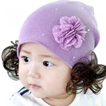 Baby Girls Hats Caps