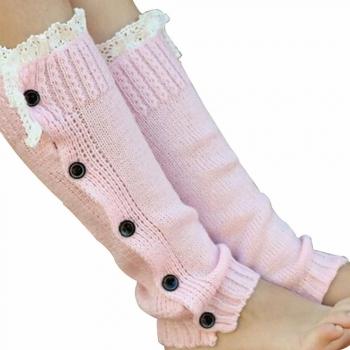 Baby Girls Leg Warmers