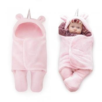 Baby Girls Receiving Blankets