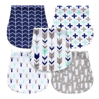 Baby Boys Burp Cloths