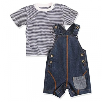 Baby Boys Overalls