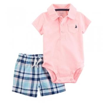 Baby Boys Short Sets