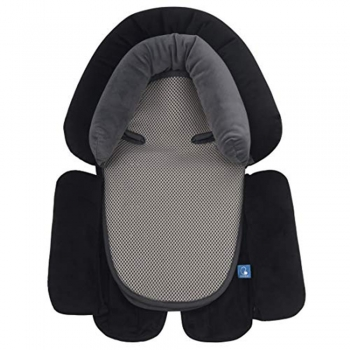Baby Car Seat Head Body Supports