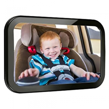 Baby Car Seat Rear Facing Mirrors