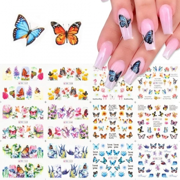 Nail Stickers Decals