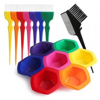 Hair Color Mixing Bowls