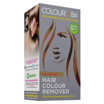 Hair Color Removers