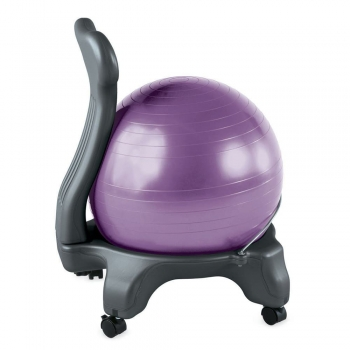 Yoga balance ball chairs