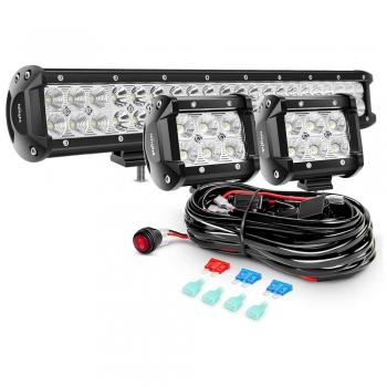 LED Accelerator Lights