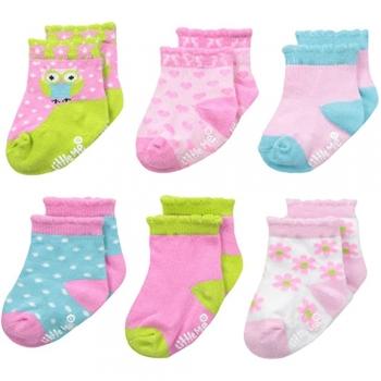 Baby Girl Socks