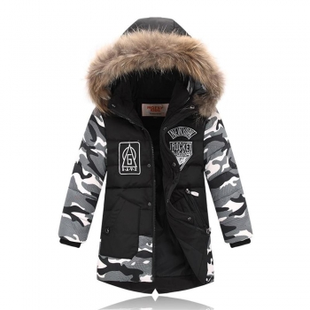 Boys Outerwear Jackets