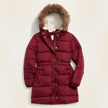Girls Outerwear Jackets