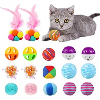 Cat Toy Balls