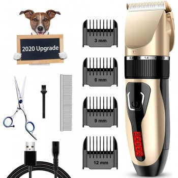 Dog Grooming Clippers Blades