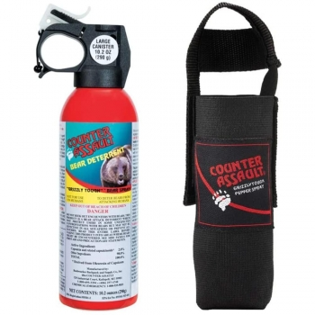 Camping Bear Protection Products