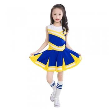 Girls Cheerleading Uniforms