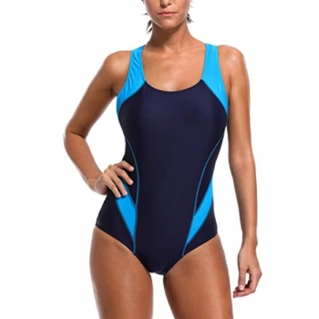 Athletic One Piece Swimsuits