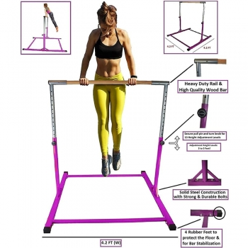 Gymnastics Horizontal Bars