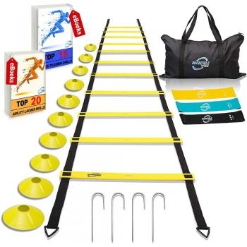 sports agility ladder