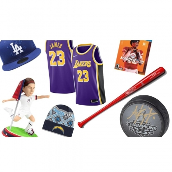 Sports Collectible Clothing