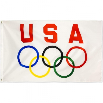 Sports Collectible Flags