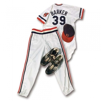 Sports Collectible Uniforms