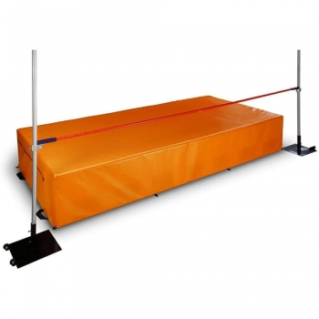 Track Field Jumping Pits