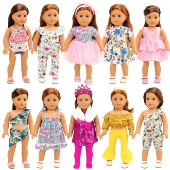Doll Clothing Shoes