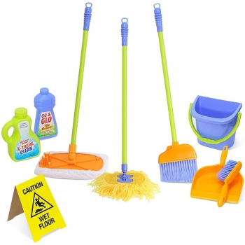 Pretend Play Housekeeping Cleaning Products