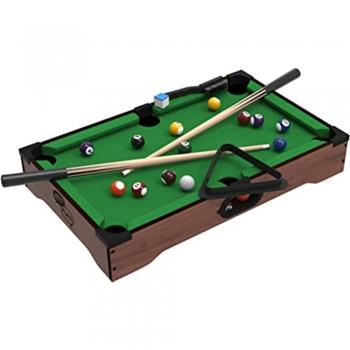 Tabletop Billiards Pool