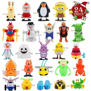 Spring Wind up Toys