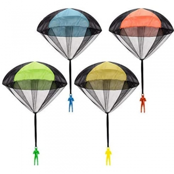 Toy Parachute Figures